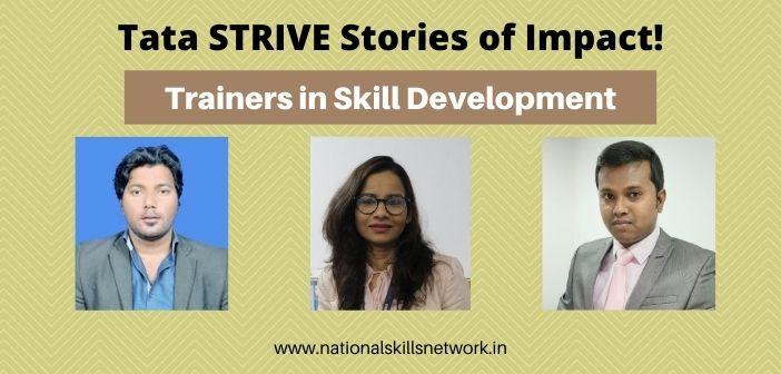 Trainers in skill development