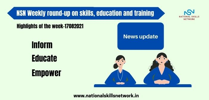 education and training- 17082021