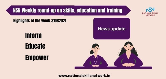 education and training- 31082021
