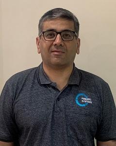 Mr. Rahul Pathak, Vice President, Finearc System Pvt Ltd
