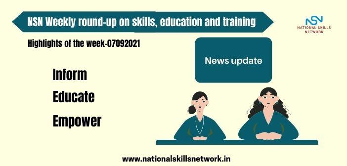 education and training- 07092021