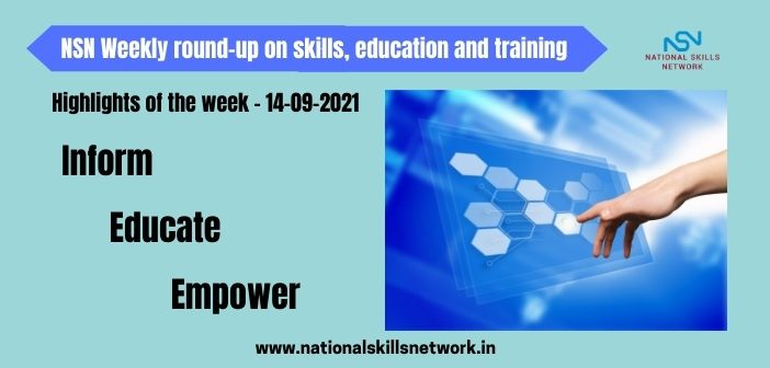 education and training- 14092021