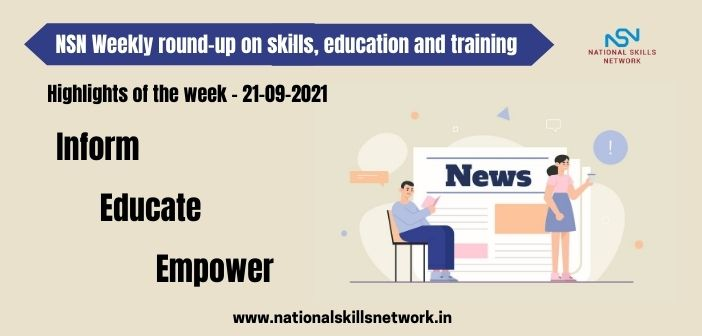 education and training- 21092021
