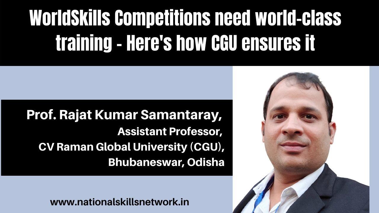 WorldSkills Competitions